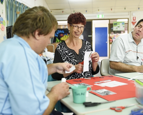 Disability Learning Program on Bribie Island